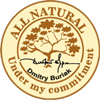 Знак ALL NATURAL Under my commitment Dmitry Buriak