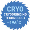 Знак CRYO Cryogrinding Technology